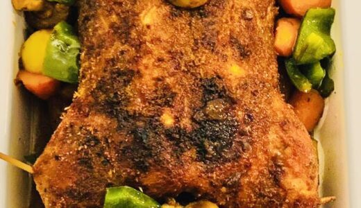 【チキンの丸焼き】クノールを使えば簡単に調理可能。その手順と味の感想はいかに!?