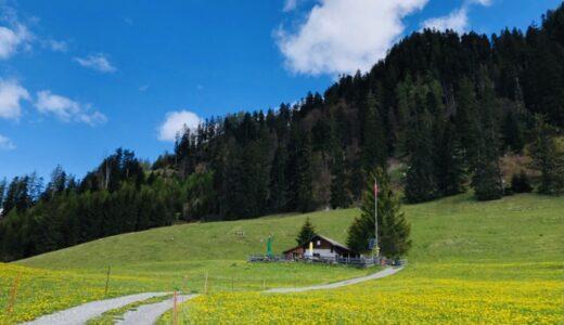 スイス:マイエンフェルト ~ハイジヴェーグ~