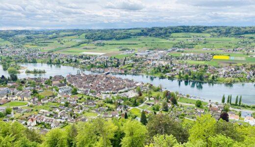 スイス:シュタイン・アム・ライン ~ライン川の宝石~