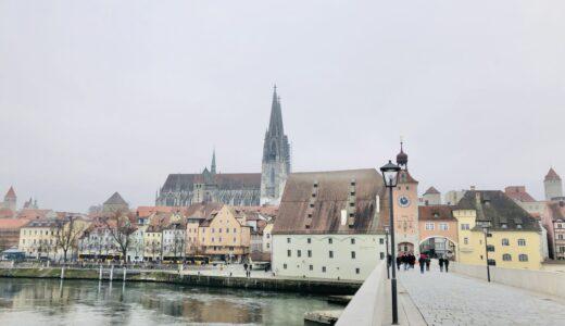 ドイツ:レーゲンスブルク ~世界最古のソーセージ屋~